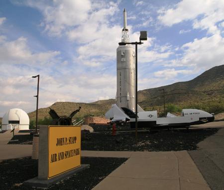 John P. Stapp Air & Space Park
