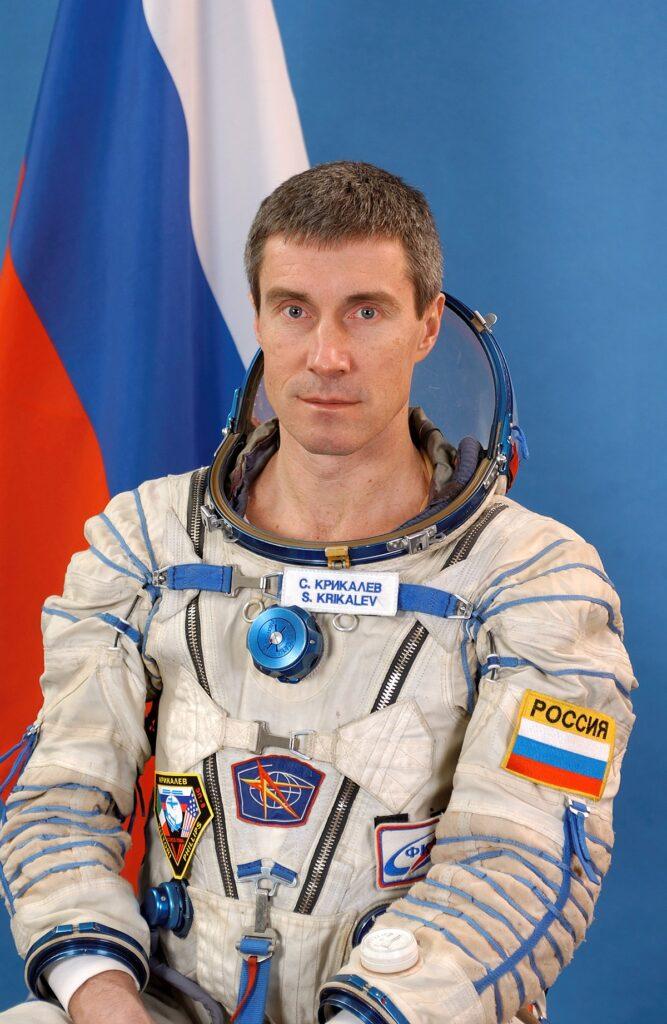 Sergei K. Krikalev