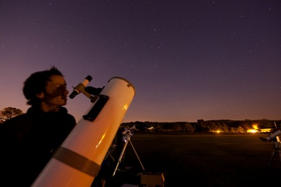 The Great Southwest Star Party at the Museum of Space History starts May 31 and is open to stargazers of all ages. (Photo courtesy Air and Space Magazine)