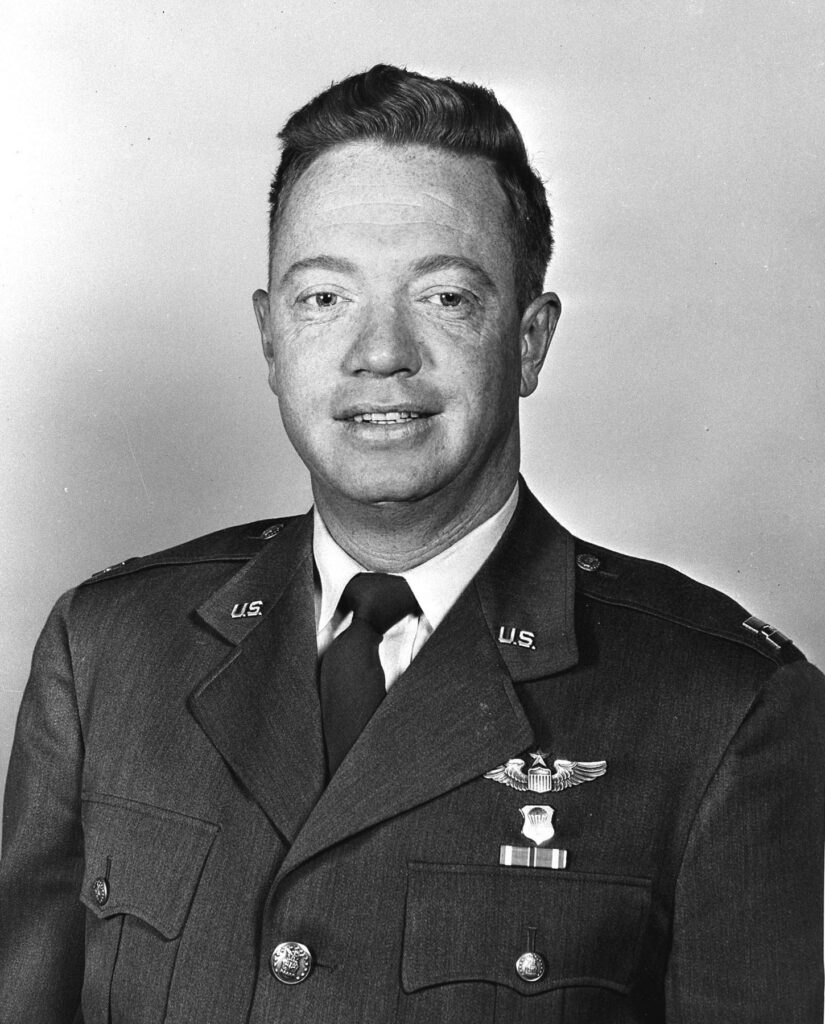 Col. Joseph Kittinger Jr. (U.S. Air Force photo)