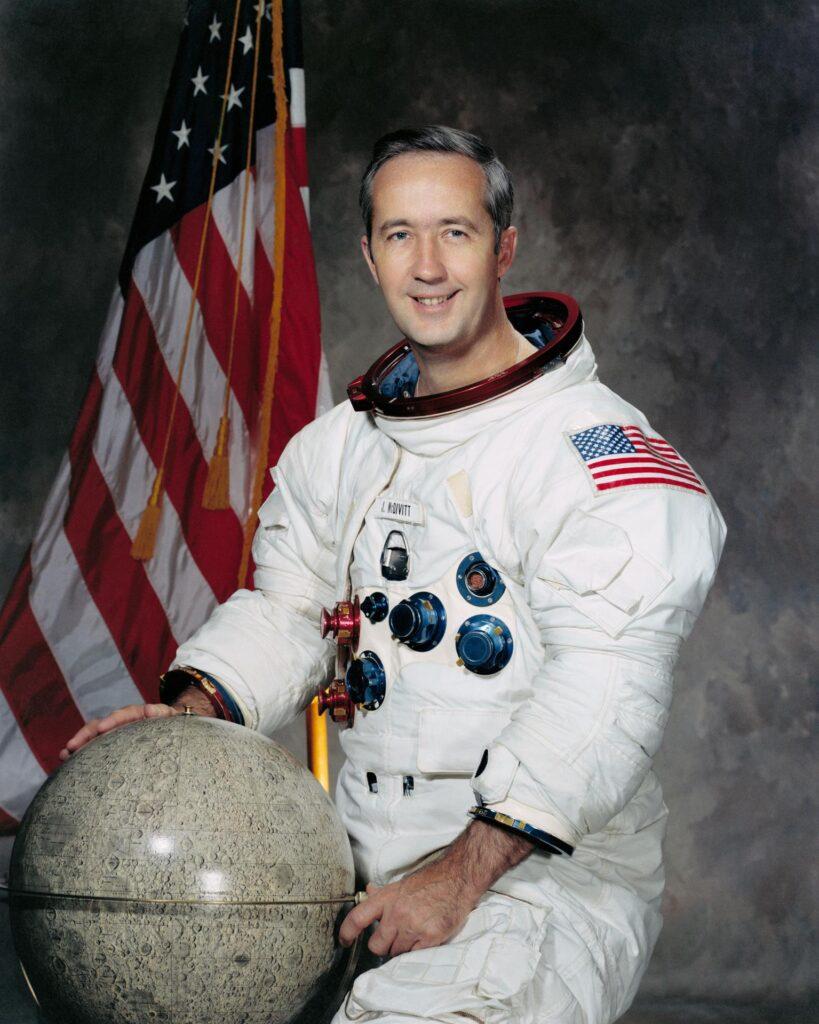 James A. McDivitt