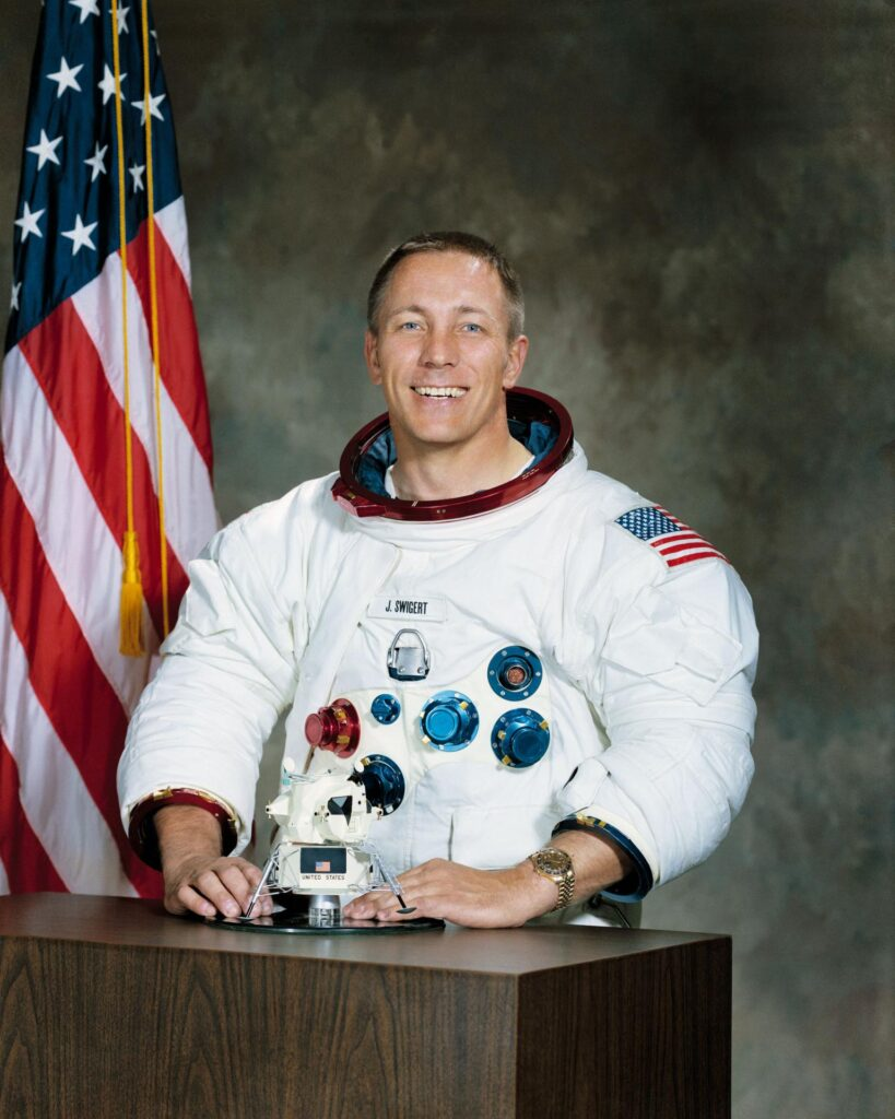 John L. Swigert Jr.