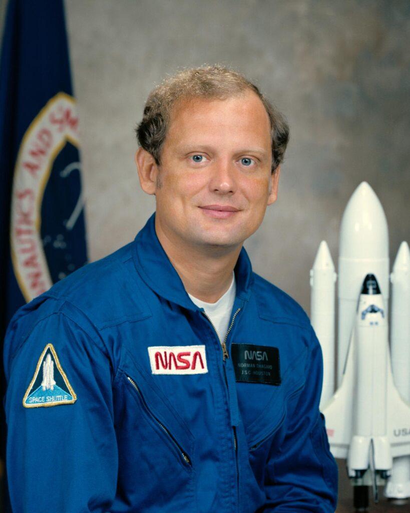 Norman E. Thagard M.D.