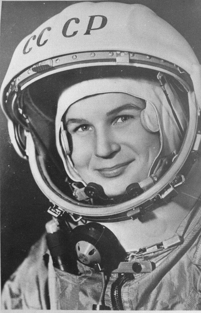 Valentina V. Tereshkova