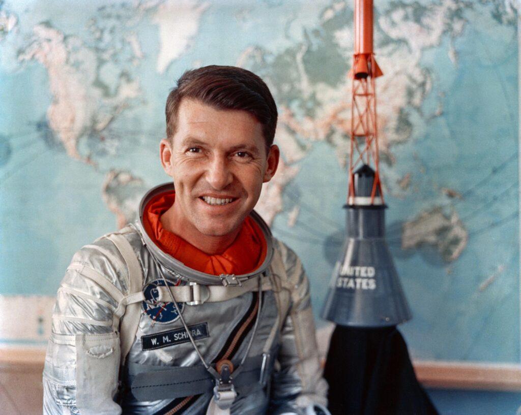 Walter M. Schirra Jr.